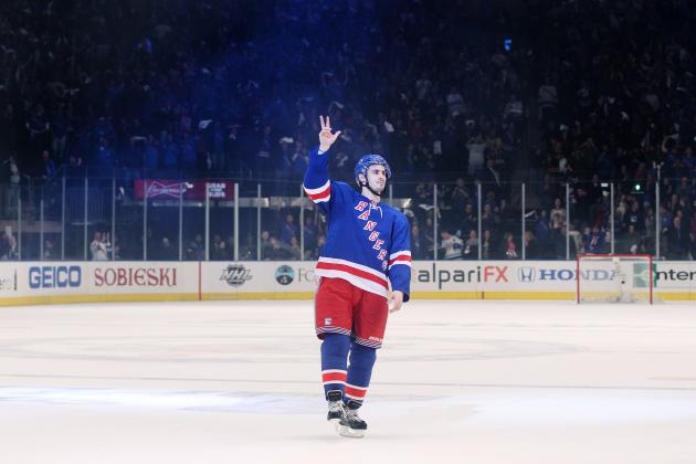 5 Reasons to Be Excited for Chris Kreider's 2012-13 Season in New York