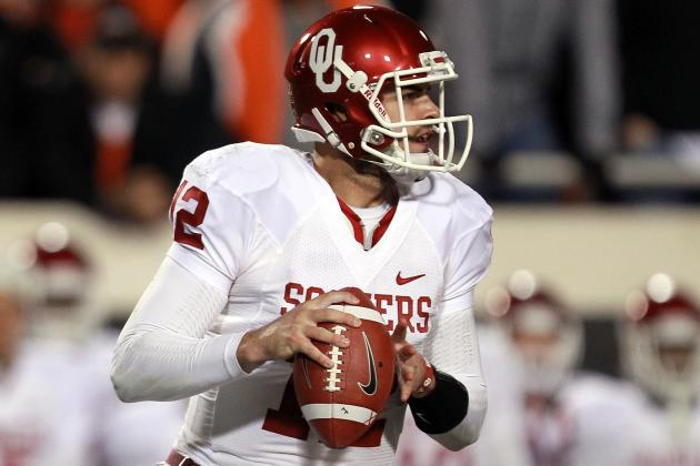 Oklahoma Football: Power Ranking the Sooners' 2013 NFL Draft Prospects