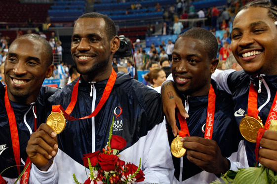 2012 Olympic Men's Basketball: Odds on Every Team to Win Gold, Silver and Bronze