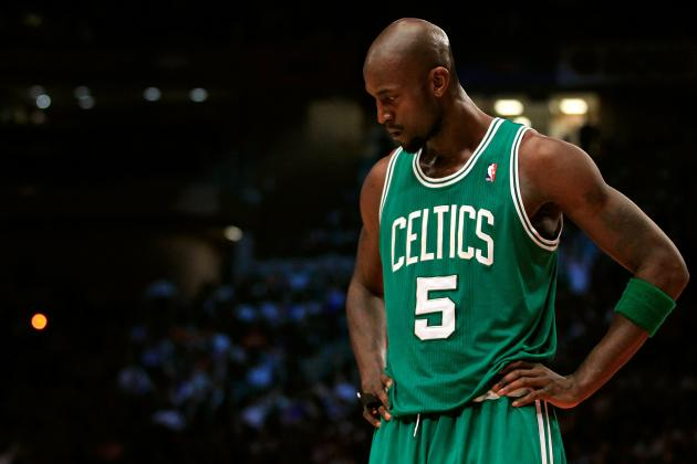 NBA Playoffs 2012: 4 Simple Steps to Fix the Boston Celtics' Offense