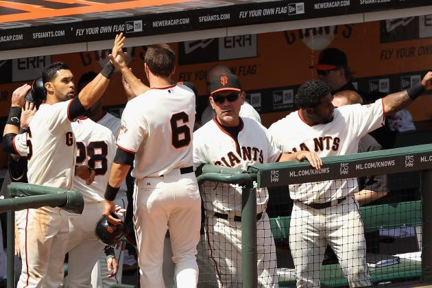San Francisco Giants 2012: 9 Positive Takeaways from Giants' 1st Month