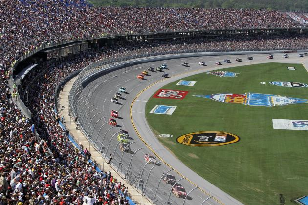 Fantasy NASCAR Picks for the Aaron's 499 at Talladega