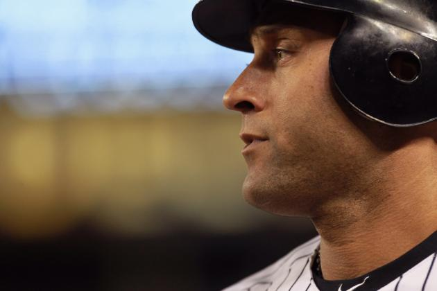 Derek Jeter: Why Yankees Captain's First Batting Title Is in the Bag in 2012