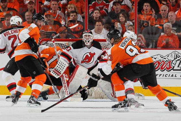 Stanley Cup Playoffs 2012: 6 Philadelphia Flyers to Watch in Game Two