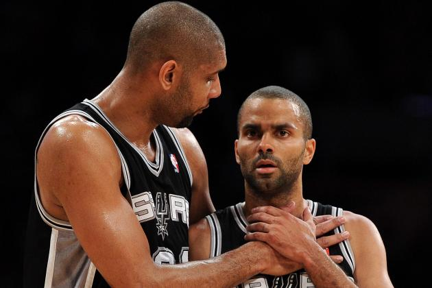 NBA Awards 2012: Which San Antonio Spurs Are Potential Winners?