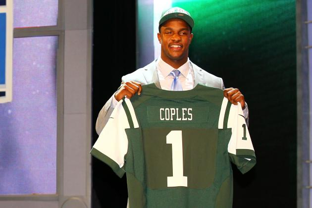 How Each Draft Pick Fits into New York Jets' Plan in 2012