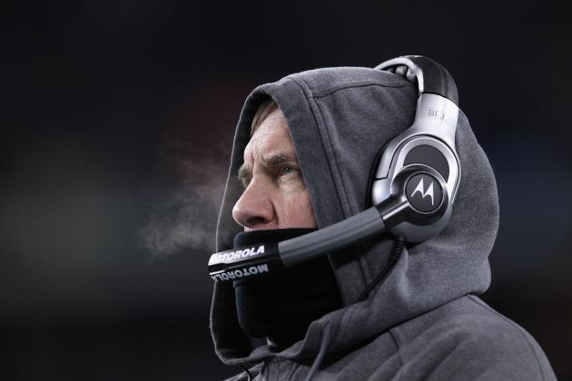 Ranking the 50 Best NFL Head Coaches of All Time