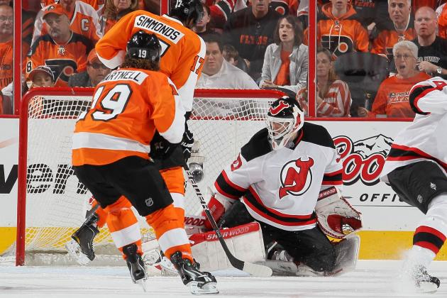 2012 Stanley Cup Playoffs: 5 Predictions for Devils vs. Flyers Game 2