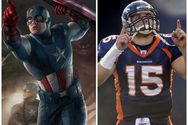 Recasting Superhero Summer Blockbusters with Sports Superstars