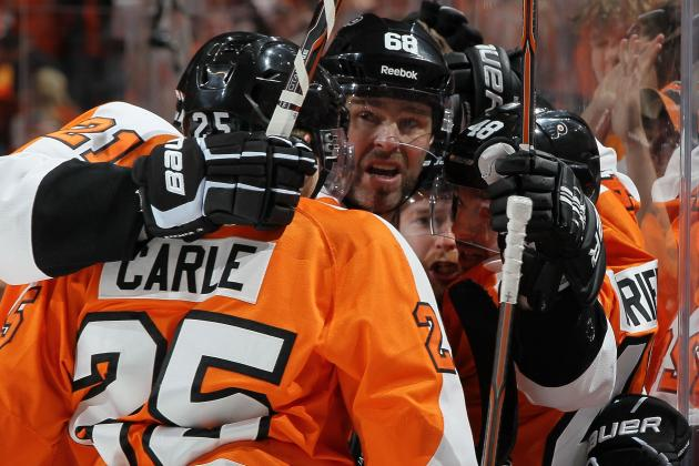 NHL Playoffs 2012: 5 Reasons the Flyers Can Win the Stanley Cup