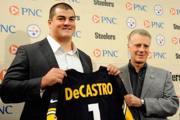 Pittsburgh Steelers Post-Draft Position Grades