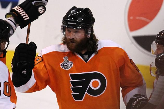 NHL Playoffs 2012: Updating the 20 Best Playoff Beards Still Active