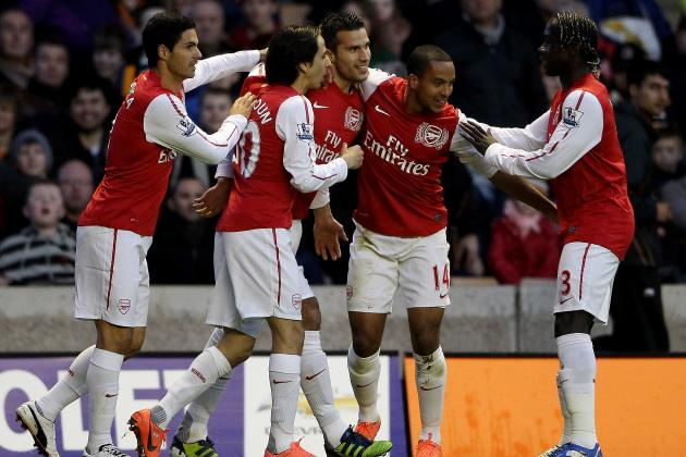 Grading All of Arsenal's Players for the 2011-12 Season
