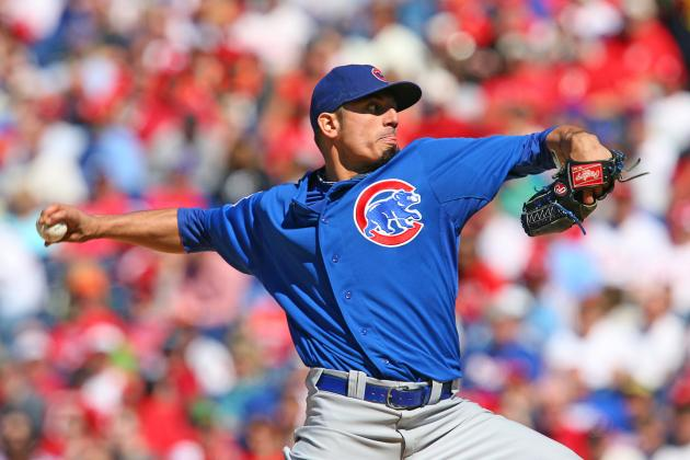 Chicago Cubs: Grading All 25 Roster Players After MLB's First Month