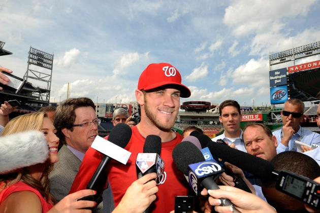 Bryce Harper and Baseball's Future Ambassadors