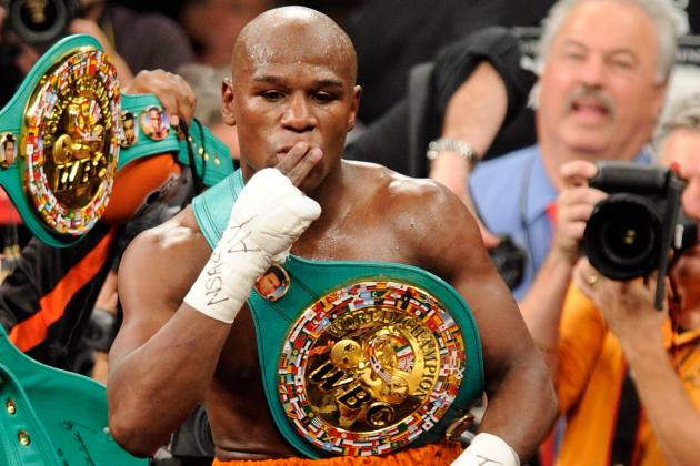 Mayweather vs. Cotto Preview: 5 Ways to Beat Boxing Legend Floyd Mayweather Jr.