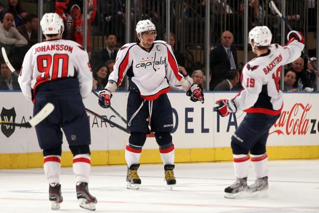 NHL Playoffs: 5 Changes the Washington Capitals Need to Make Heading into Game 3