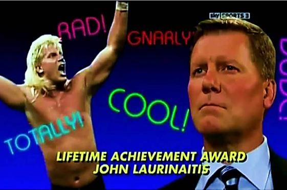 WWE: 5 Things You Probably Didn't Know About John Laurinaitis, the Pro Wrestler