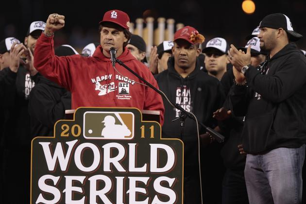 Tony La Russa and 5 MLB Managers Who Deserve Their Numbers Retired