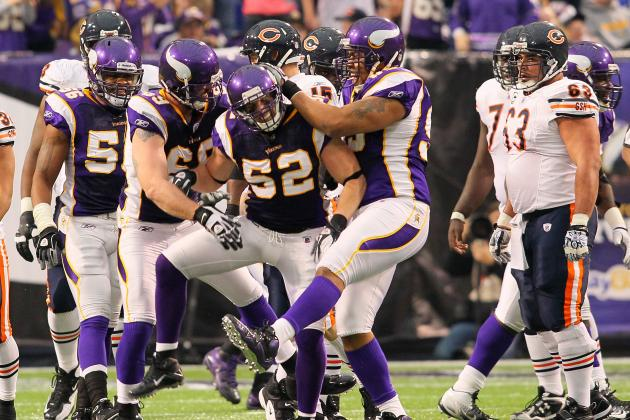 Early Projections for the Minnesota Vikings' Final 53-Man Roster in 2012