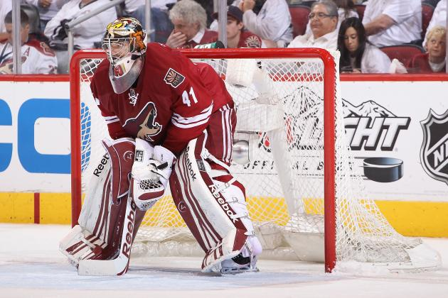 NHL Playoffs 2012: 4 Players Who Need to Step Up for the Coyotes