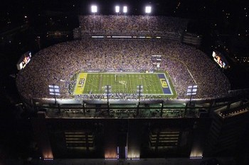 LSU Football 2012: Bold Predictions for the Tigers' 2012 Season