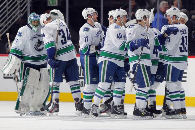 Vancouver Canucks: Top 10 Players in Franchise History