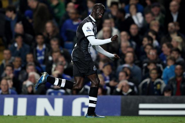 Premier League Winners and Losers: Papiss Cisse, the Title Race and More