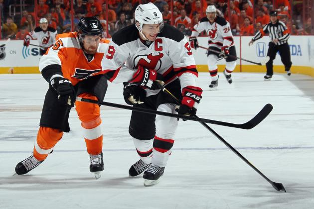 NHL Playoffs 2012: 4 Keys to Victory for New Jersey Devils in Game 3 vs. Flyers