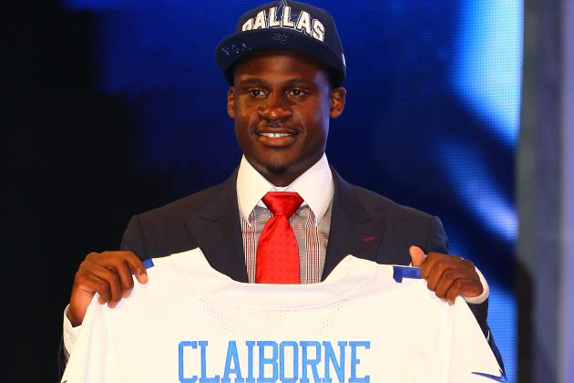 2012 NFL Draft: Odds of Top 4 Dallas Cowboys Picks Becoming Starters