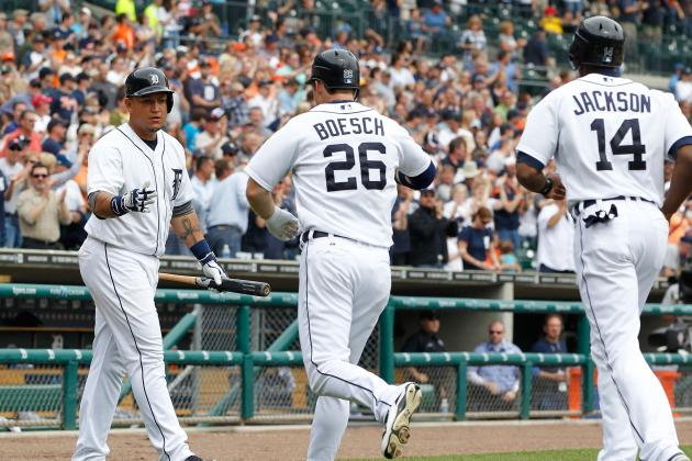 Detroit Tigers: The Best and Worst from April