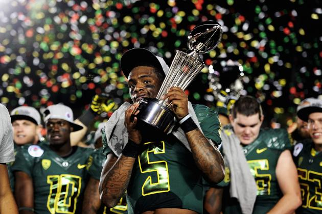 Pac-12 College Football: 2012 Bowl Projections