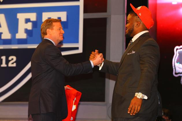 Kansas City Chiefs: 3 Bold Predictions for KC's Rookies in 2012