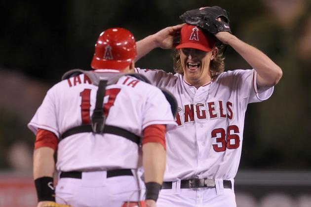Jered Weaver's No-Hitter: Ranking All Ten No-Hitters in Angels History