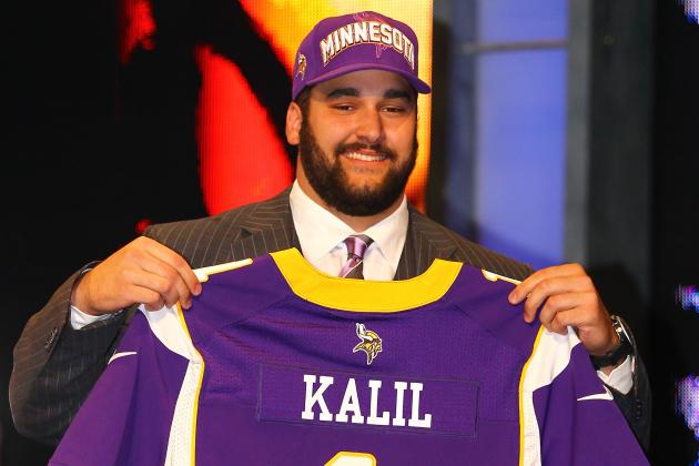 Minnesota Vikings: Reviewing Their 2012 NFL Draft