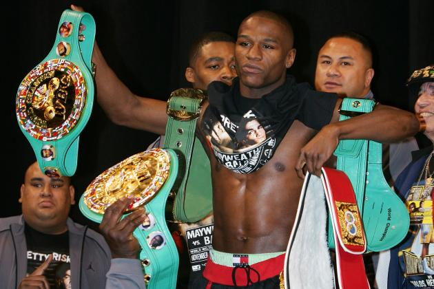 Floyd Mayweather: Power Ranking His 10 Most Important Victories