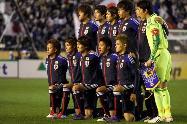 Japan Olympic Soccer Team 2012: Roster Predictions & Analysis