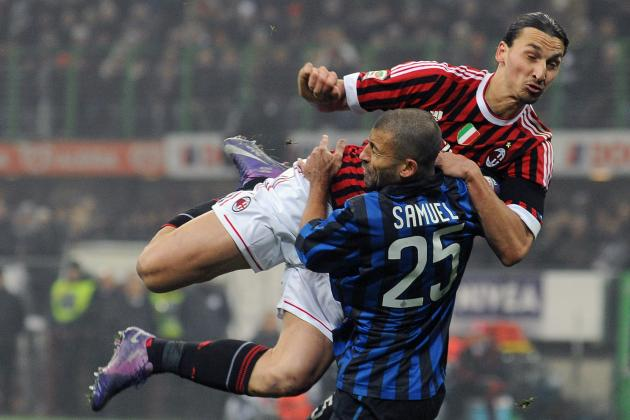 Inter Milan vs. AC Milan: What the Rival Fans Are Saying on Twitter