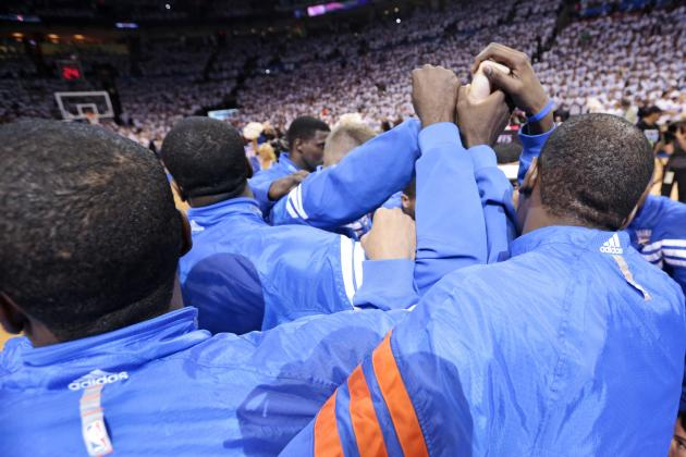 NBA Playoffs 2012: 5 Burning Questions for the Oklahoma City Thunder