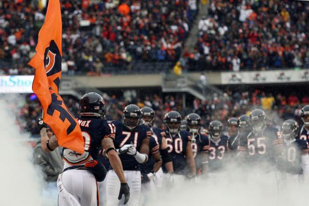 Ranking the Top 5 Current Chicago Bears Offensive Players
