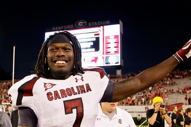 South Carolina Football: 5 Freshmen Who Could Start in 2012