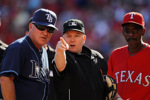 MLB's Top Managers for the 2012 Season