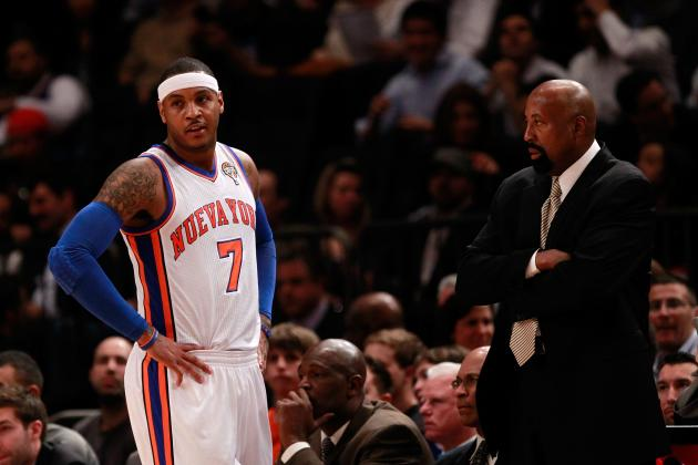 New York Knicks: 5 Reasons They Must Listen to Carmelo and Keep Mike Woodson