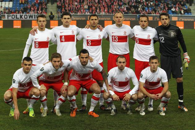 Euro 2012: Highlighting Poland's Provisional Squad for the Tournament