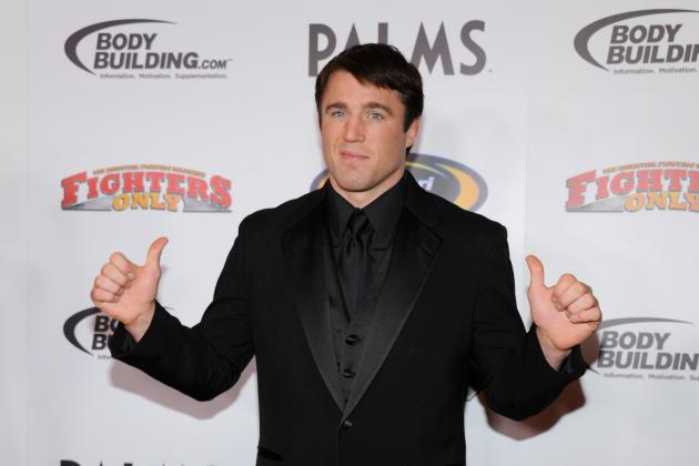 Today in the MMA Twitter World: Sonnen, Bisping, Nelson and Edwards' Joke Fails