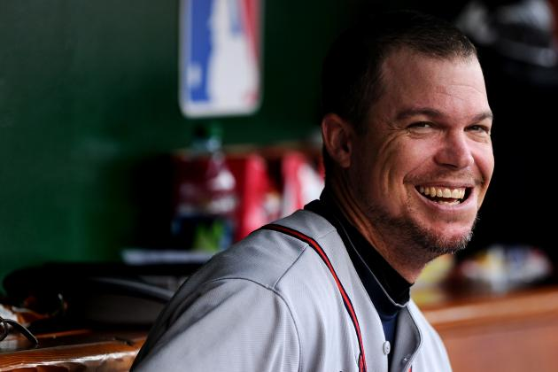 Atlanta Braves: 5 Reasons Chipper Jones Will Go out with a Bang in 2012
