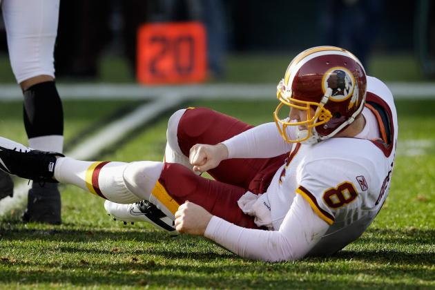 Ranking the Worst Quarterbacks in the NFL