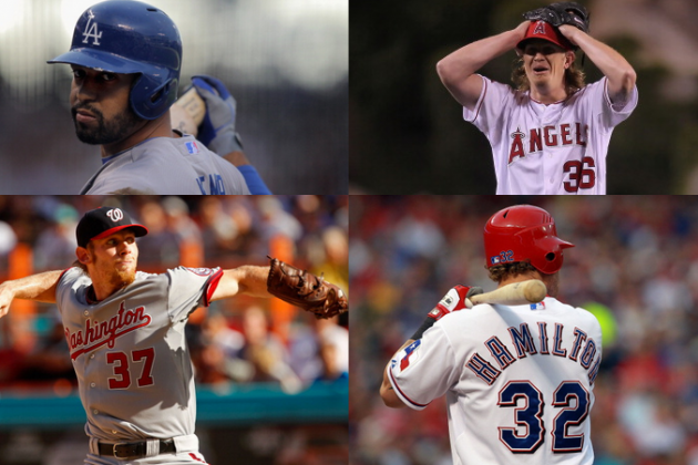 Who Would Be MLB All-Star Game Starters If Game Were Played Today?