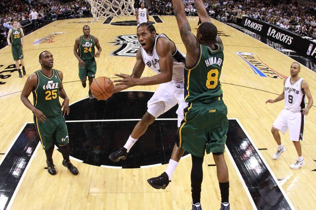 NBA Playoffs 2012: Predicting First-Round Winners for the Western Conference