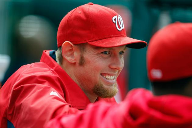 NL Cy Young Award Rankings: Stephen Strasburg and the Top 5 Early Contenders